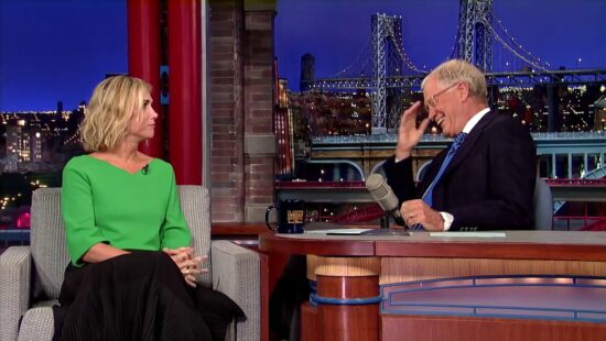 Kristen Wiig to appear on Letterman's 'Late Show'