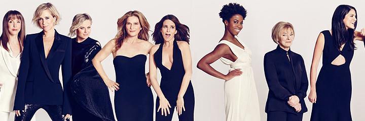 Kristen Wiig in Glamour Magazine's 'SNL' Special