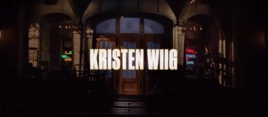 Kristen Wiig joins 'SNL' 40th Anniversary Special