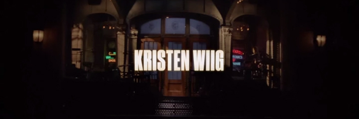 Kristen Wiig joins 'SNL' 40th Anniversary Special