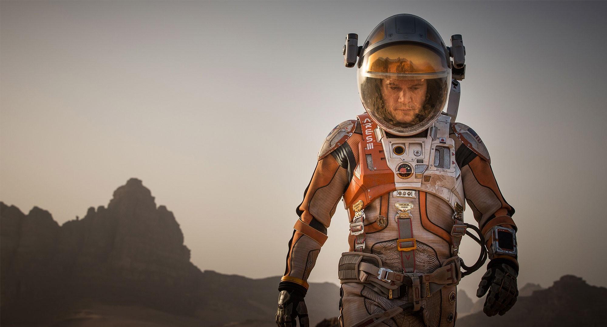 'The Martian' to premiere at Toronto International Film Festival