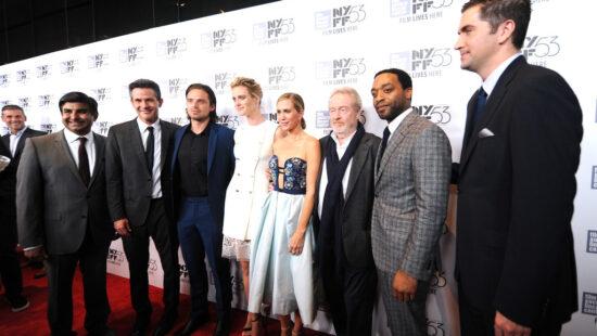 'The Martian' New York Film Festival Premiere