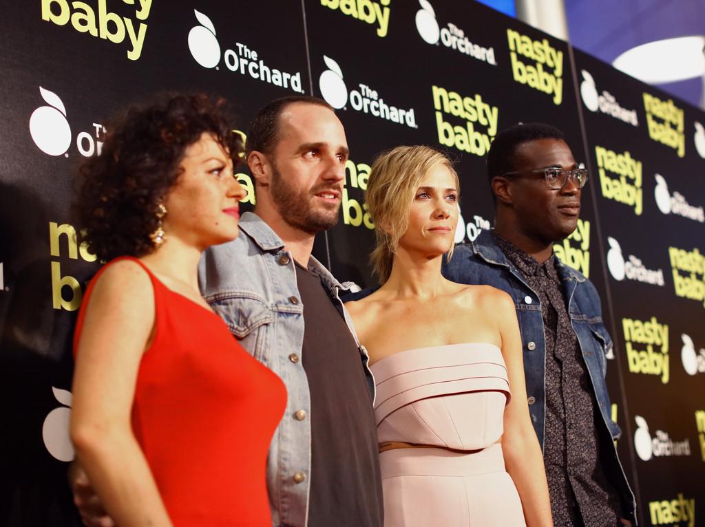 'Nasty Baby' Los Angeles Premiere Photos