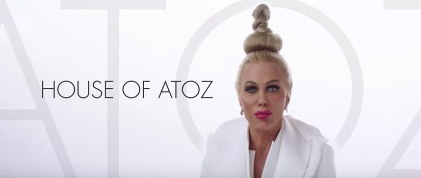 Kristen Wiig is Alexanya Atoz in Viral Video
