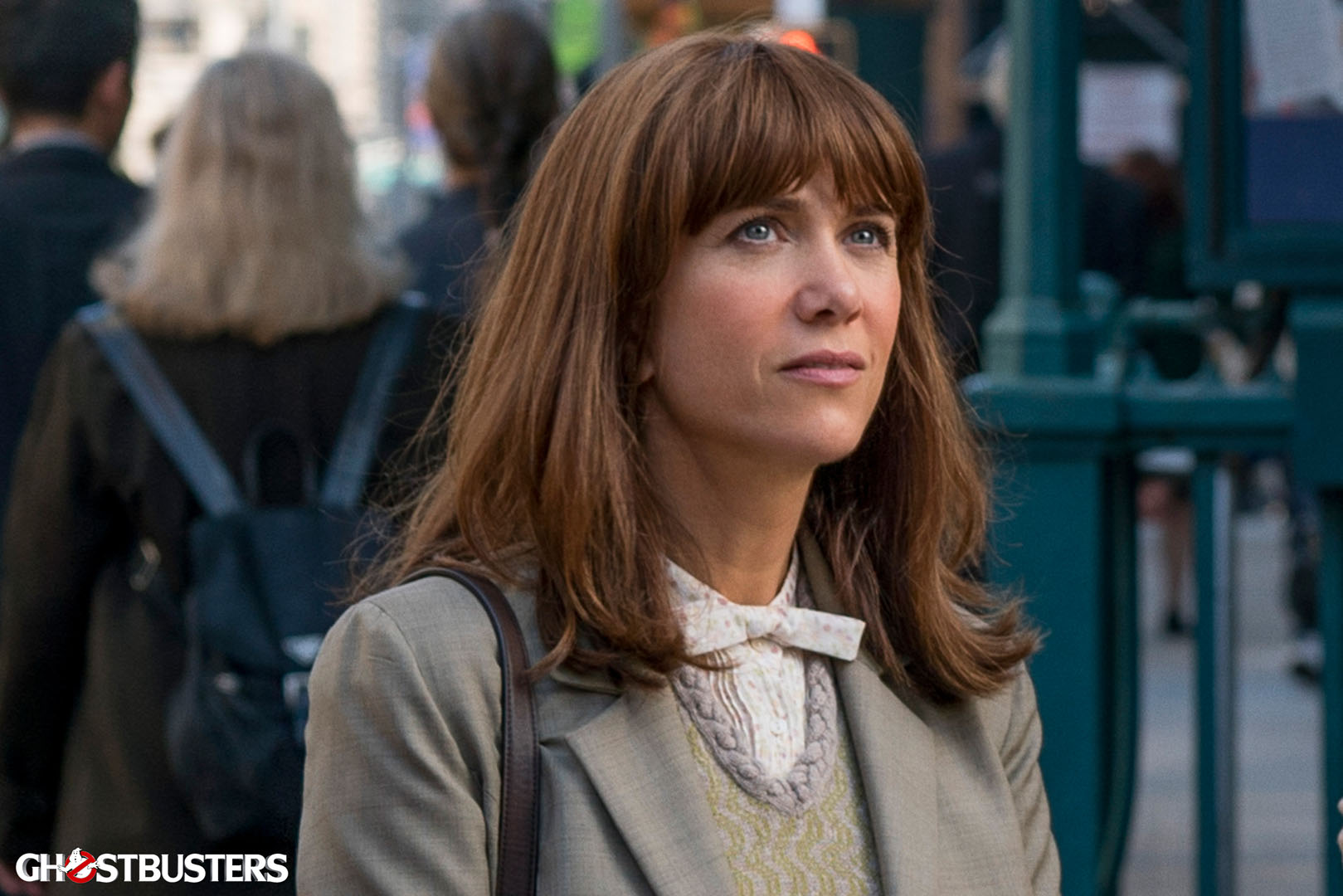 New Picture of Kristen Wiig in 'Ghostbusters'