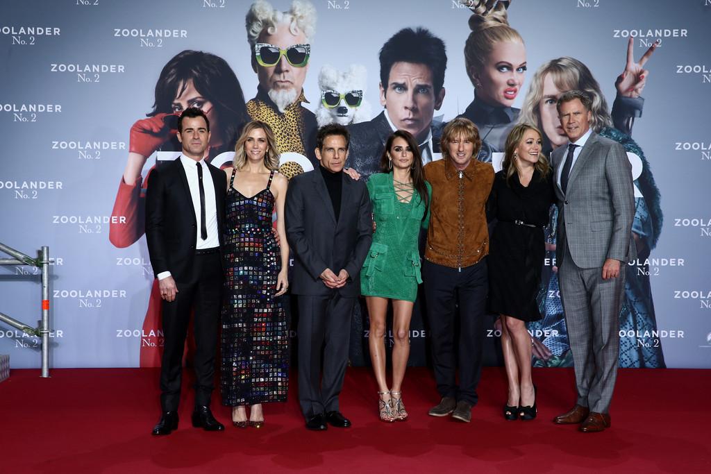 Kristen Wiig at the 'Zoolander No. 2' Berlin Premiere