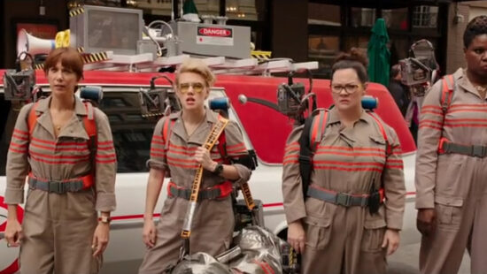 The Trailer for 'Ghostbusters' is Here!