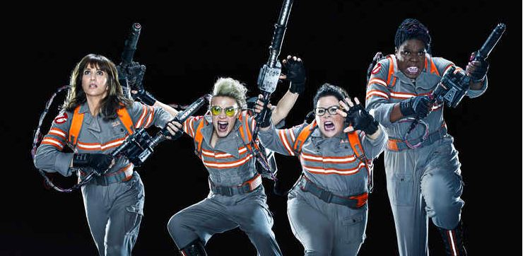 'Ghostbusters' Covers Empire's June Issue