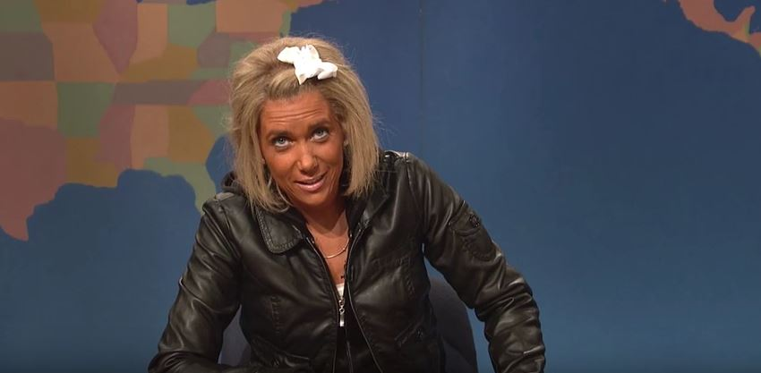 #TBT: Tanning Mom on 'Weekend Update'
