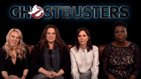 'Ghostbusters' Presents Google Science Fair