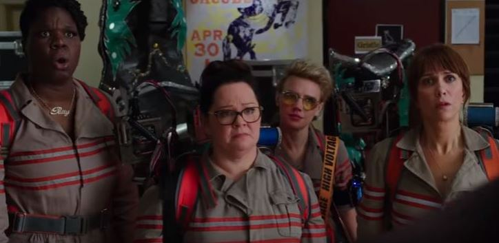 New 'Ghostbusters' Trailer is Here
