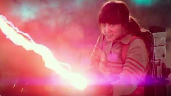 New International 'Ghostbusters' Trailer