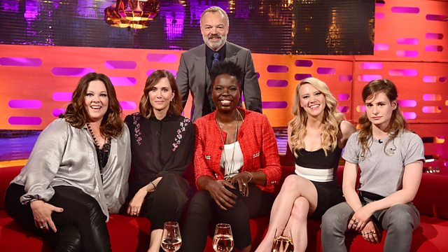 'Ghostbusters' Cast on The Graham Norton Show