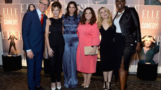 """ELLE Hosts """"Women in Comedy"""" Event"""