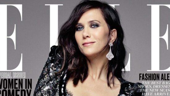 """Kristen Wiig Covers ELLE's """"Women in Comedy"""" Issue"""