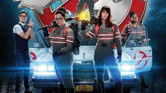 New Poster from 'Ghostbusters'