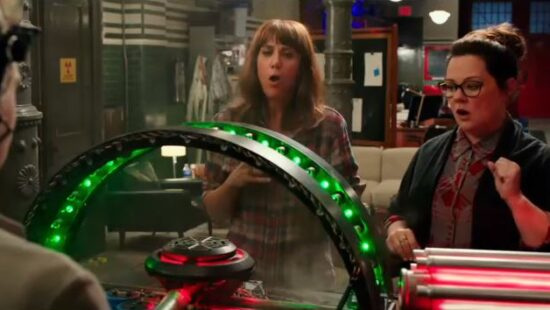 New TV Spots from 'Ghostbusters'