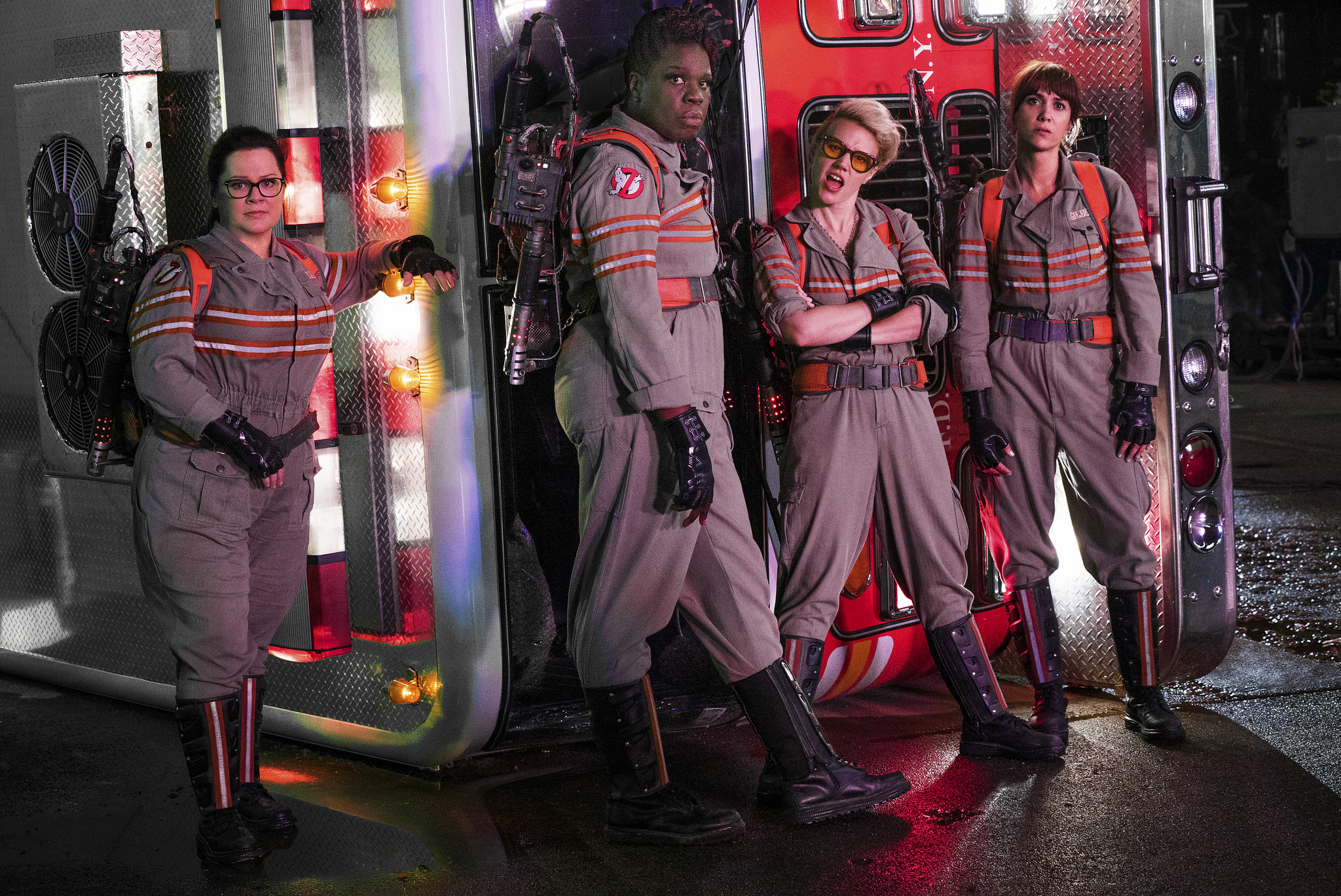 New Pictures from 'Ghostbusters'