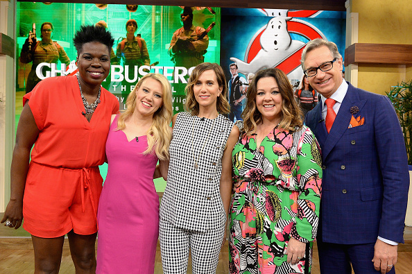 'Ghostbusters' Cast on Despierta America