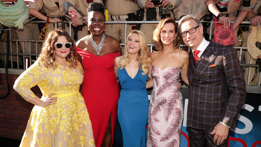 Photos from the 'Ghostbusters' World Premiere