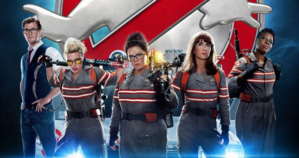 The Final Poster for 'Ghostbusters' is Here