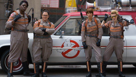 'Ghostbusters' is in Theaters Nationwide Today!