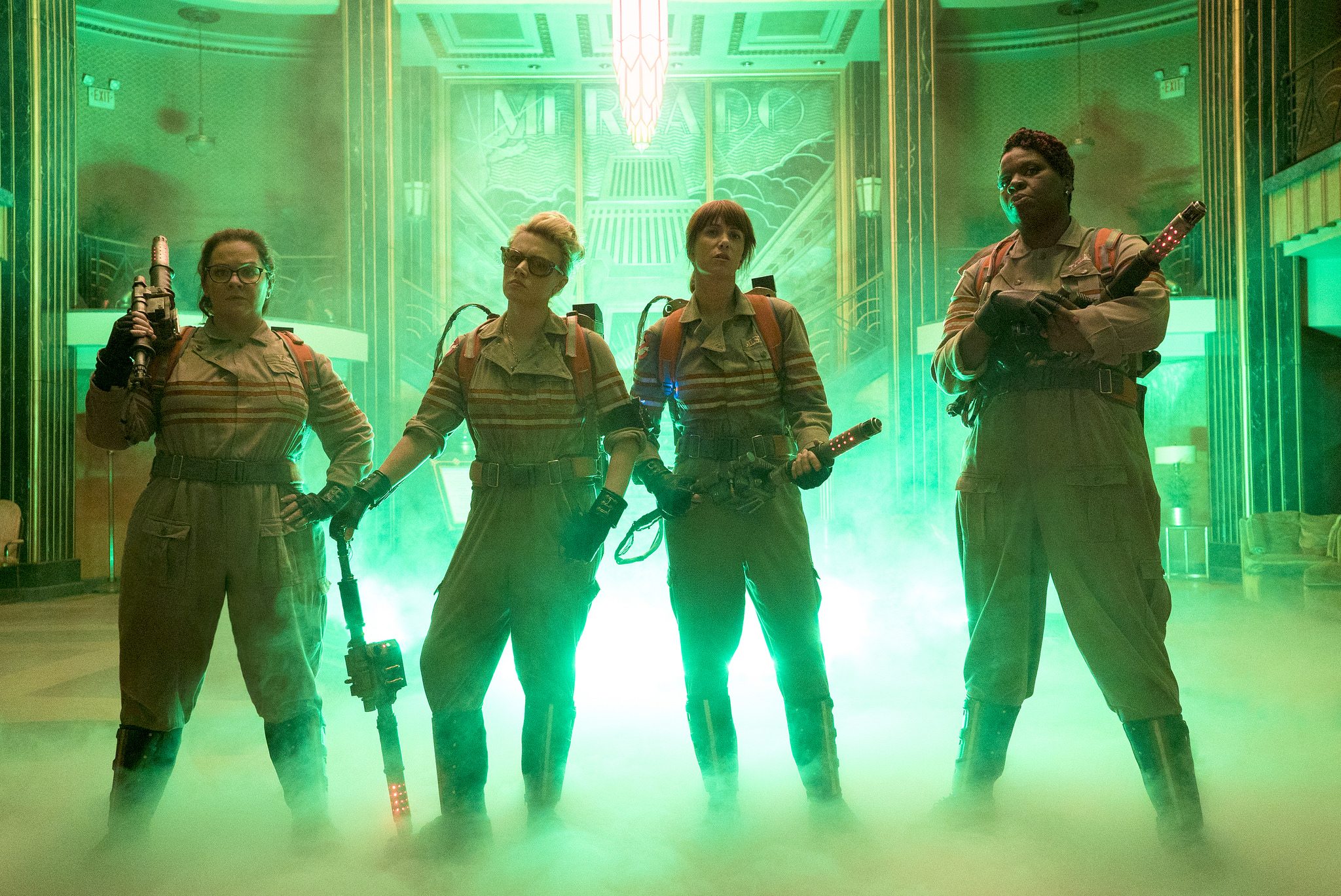 'Ghostbusters': What the Critics are Saying