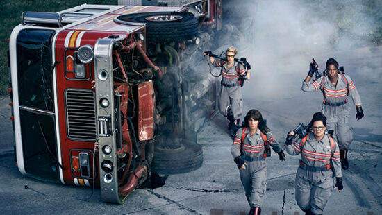 'Ghostbusters' Earns $46 Million in Opening Weekend