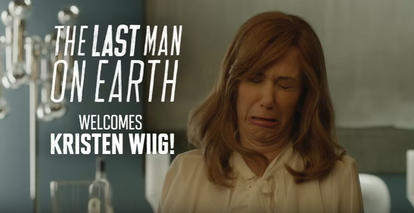 Kristen Wiig on 'The Last Man on Earth'