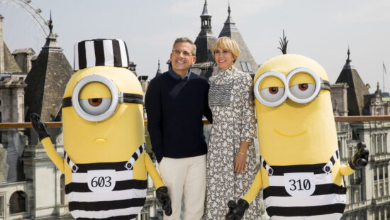 """""""Despicable Me 3"""" London Photocall and Press Junkets"""