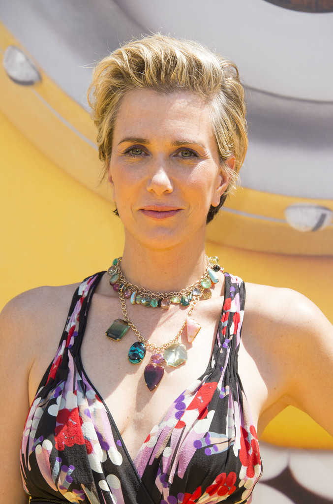 Kristen Wiig at the World premiere of Despicable Me 3