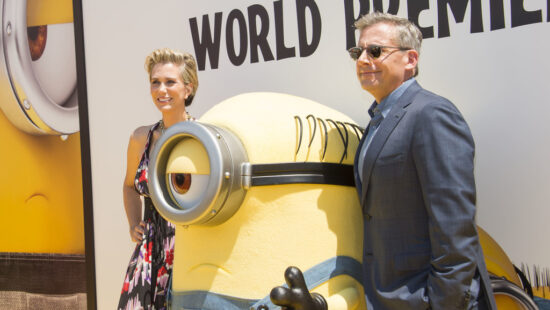 Pictures from the 'Despicable Me 3' World Premiere