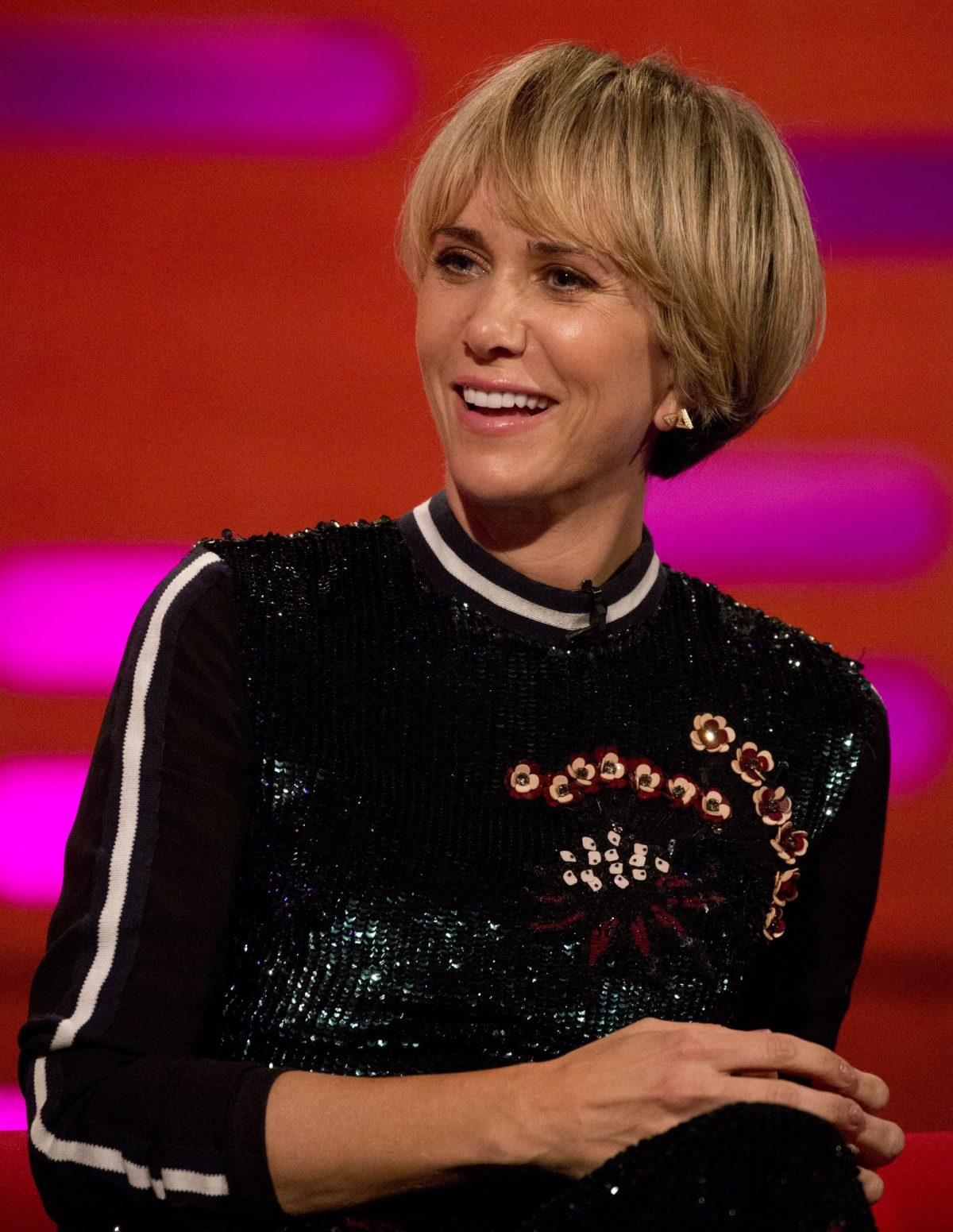 Kristen Wiig on The Graham Norton Show