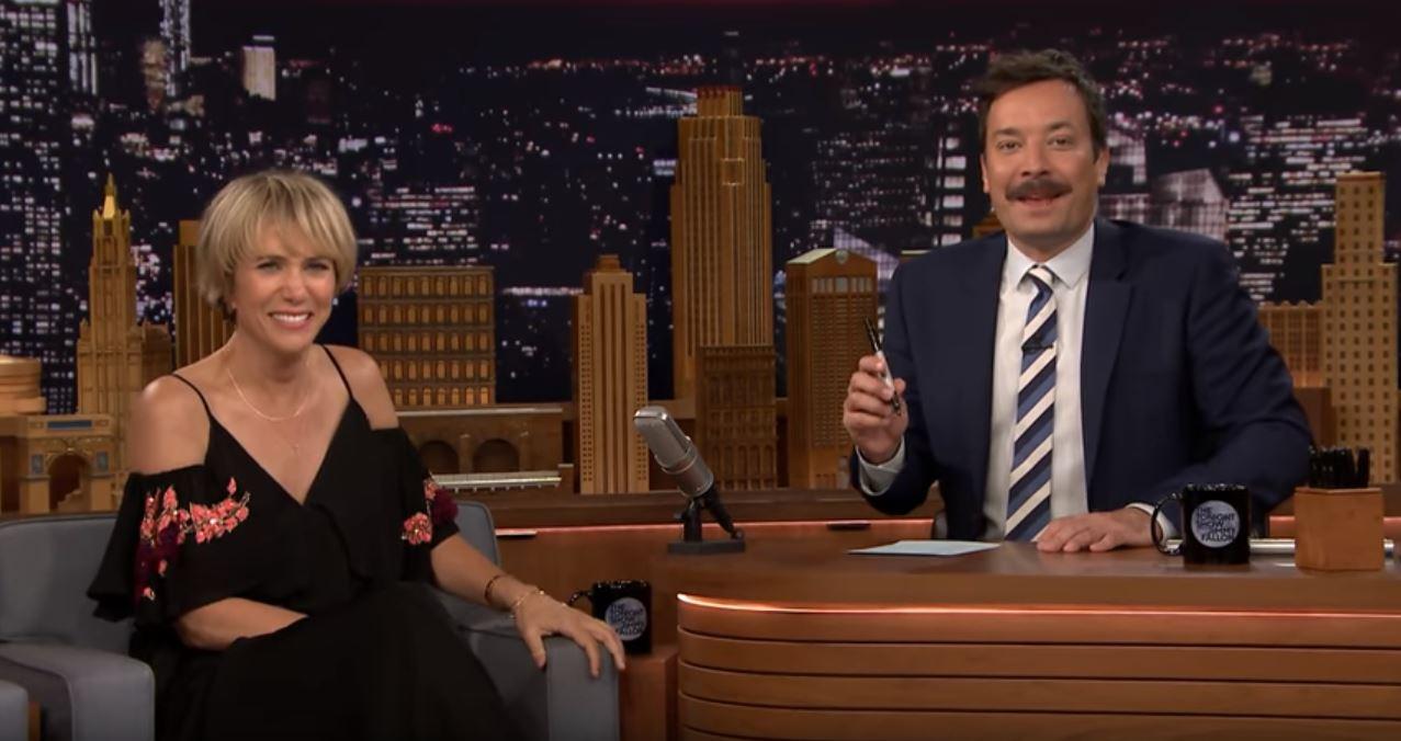 Videos of Kristen Wiig on The Tonight Show