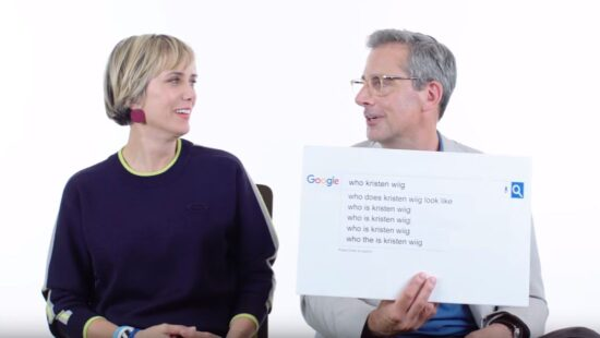 Kristen Wiig and Steve Carell's WIRED Autocomplete Interview