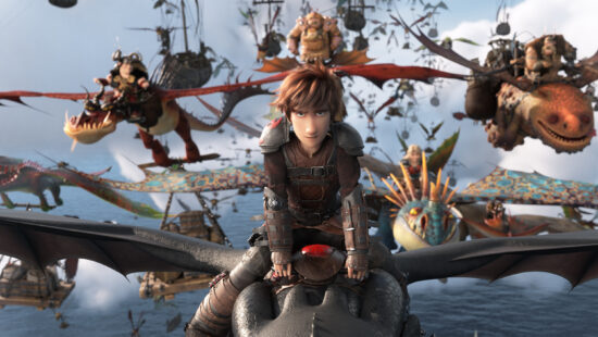 """""""How to Train Your Dragon 3"""" Debuts to Series-Best $55 Million!"""
