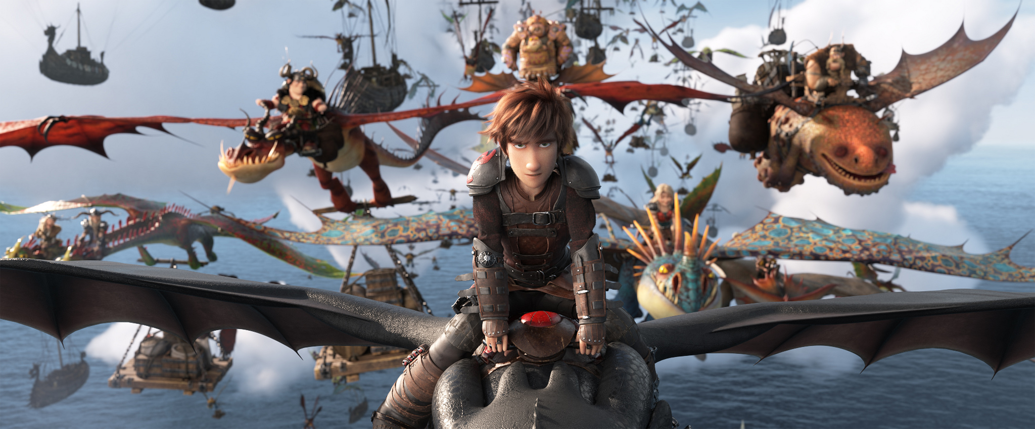 """How to Train Your Dragon 3"" Debuts to Series-Best $55 Million!"