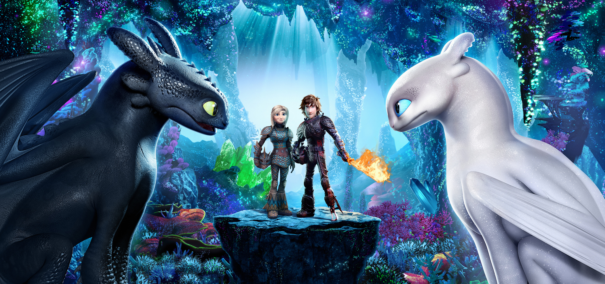"""How to Train Your Dragon 3"" is Still #1 at the Box Office"