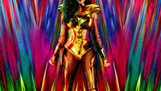 """New poster for """"Wonder Woman 1984"""""""