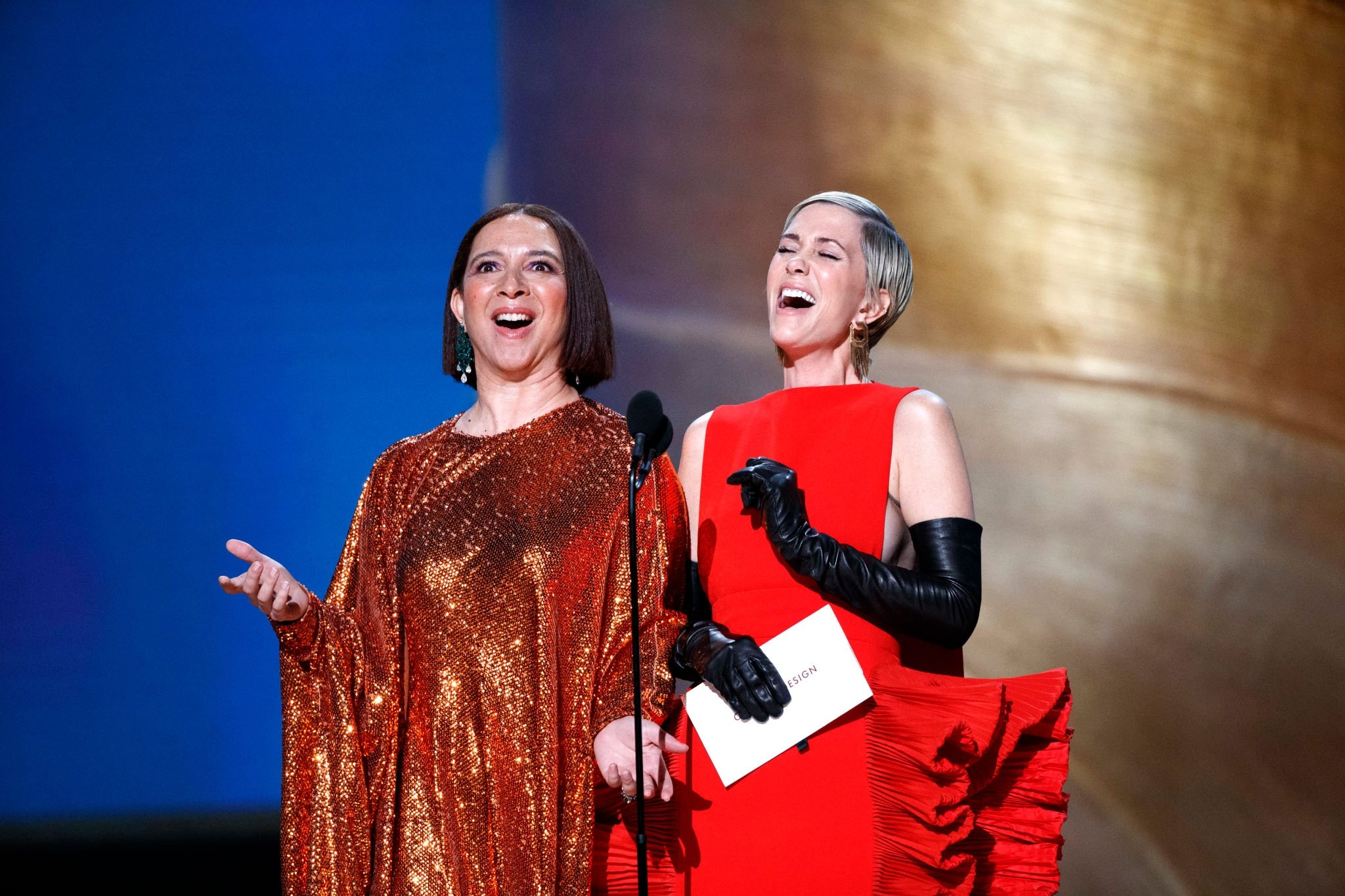 Video Clips of Kristen Wiig at the Oscars