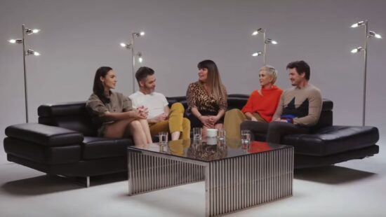 Kristen Wiig and Wonder Woman 1984 Cast in Roundtable Interview