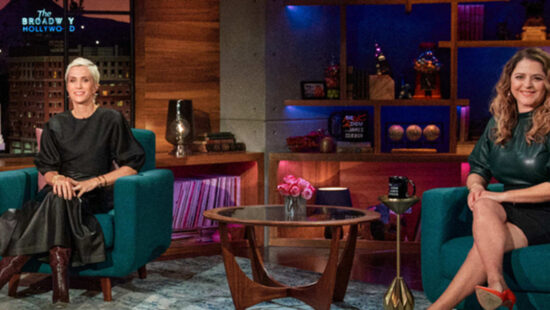 Kristen Wiig and Annie Mumolo Talk 'Barb and Star Go To Vista del Mar' on The Late Late Show with James Corden