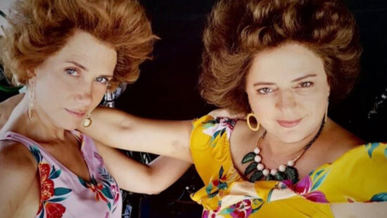 Kristen Wiig and Annie Mumolo Talk 'Barb and Star Go To Vista del Mar' with Variety