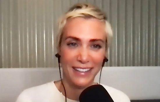 Kristen Wiig Gets Interviewed on The Howard Stern Show